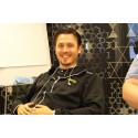 Vad gör egentligen en datasamordnare, Daniel Olausson?