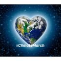 Klimatmarscher över hela världen den 8 september