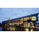 Lidls butik vann pris för världens grönaste nya handelsbyggnad