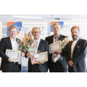 Winners of Nordic Stars Awards 2016:  AURA Biopharm, Eurocine Vaccines and Ocuspecto
