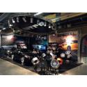 Specialfälgar ställer ut på Bilsport Performance & Custom Motorshow