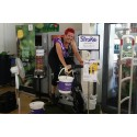 ​Dobbies clocks up the miles for the Stroke Association