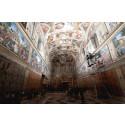 Osram lyser upp Sixtinska kapellet