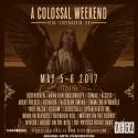 A Colossal Weekend klar med nye navne – endagsbilletter går i salg