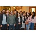 Stadt Mannheim heißt internationale Studierende im Rittersaal des Schlosses herzlich willkommen – HdWM-Team mit dabei