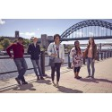 Northumbria ranked top in the UK for nightlife!