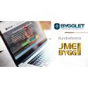 Kundreferens: Smarta funktioner underlättar för JME Byggservice