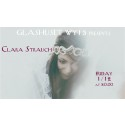 CLARA STRAUCH - Live på Glashuset WY13, Fri entré