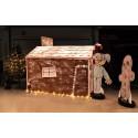 Cramon joulukampanjassa rakennettiin lasten unelmatalo