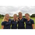 Sveriges lag till flick-VM i golf uttaget