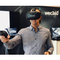 Med Virtual Reality kan medborgarna vandra omkring i framtidens städer och lokaler.