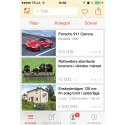 Blocket lanserar helt ny app för iOS 7