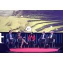 Sodexos VD Azita Shariati deltog i paneldebatt på EAT-konferensen