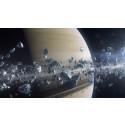 National Geographic visar dokumentären Saturnus inuti ringarna