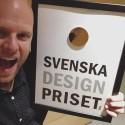 Västerbottensost i Sveriges finaste förpackning - Krux vann Svenska Designpriset