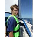 Johan Taube från Falkenberg drömmer om att få delta i världens största havskappsegling i sommar