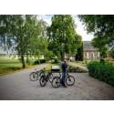 Fjärdhundraland skapar cykelled där storyspots förhöjer upplevelsen
