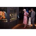 Dronningen åbner international vikingekongres på Nationalmuseet