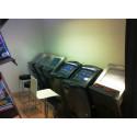 Insats mot illegala spelautomater