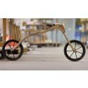 Lamino blir en cykel: The Lamino Bike