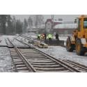 Järnvägsutbildning invigs i Nässjö
