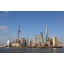 Nytt partnerstadsavtal mellan Göteborgs Stad och Shanghai