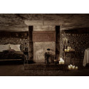 Airbnb hyr ut gravplats i Paris katakomber under Halloween