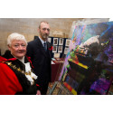 Rochdale unveils new perspective on town's Cenotaph