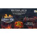 Nu släpps biljetterna till Lemmy 500 – V8 Thunder Cars och Saxon på Ljungbyhed 24 september