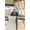 Statsminister Lars Løkke Rasmussen tale i Letlands Nationalbibliotek