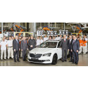 SKODA har produceret bil nummer 18 million