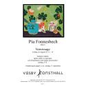 Pia Fonnesbech  26 augusti-17 september