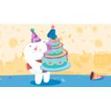 Casumo fyller fyra år - firar med digitala presentkort till nya spelare