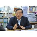 Idag får Seouls borgmästare Göteborgspriset för hållbar utveckling vid en ceremoni på Draken