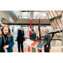 Bogudveksling på Letlands Nationalbibliotek