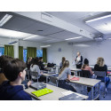 Många lovord över nya paviljongen på Rålambshovsskolan
