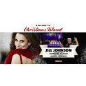 ​JILL JOHNSON OCH ANDERS BERGLUND PÅ JULTURNÉ MED WELCOME TO CHRISTMAS ISLAND