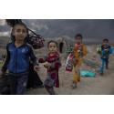 Target Aid genomför en digital vernissage på Instagram i samarbete med fotograf Niclas Hammarström