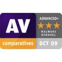 Kaspersky Anti-Virus 2010 erhåller AV-Comparatives mest prestigefulla pris