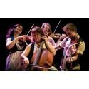 Lidköping gästas av den sjungande stråkkvartetten - eller den spelande sångkvartetten