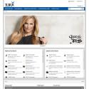 Ny hemsida för Tura Scandinavia AB