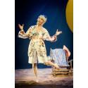 """Maria Lundqvists succéförställning """"Shirley Valentine"""" tillbaka på Maximteatern i Stockholm med nypremiär den 19 oktober! Endast 12 föreställningar!"""