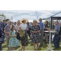 Cph Garden åbnet med besøg af Kronprinsesse Mary
