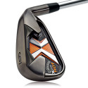 The Longest and Most Accurate Irons Callaway X-24 Hot irons
