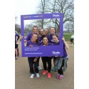 London runners race to fundraising success for the Stroke Association