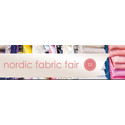 Nordic Fabric Fair flyttar in på Textile Fashion Center i Borås!