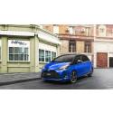 Toyota Yaris fick fem stjärnor i Euro NCAPs krocktest