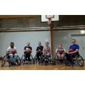 Kørestolsbasket i Aabenraa hitter