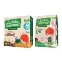 """Lantmännen lanserar barnmat: """"Little Farmer""""- ett helt nytt ekologiskt sortiment från svenska gårdar"""