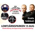 Pessimister bjuder på gratis föreställning i Lomtjärnsparken i sommar!